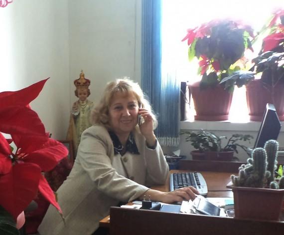 Шапошникова Татьяна Витальевна, архивист прихода