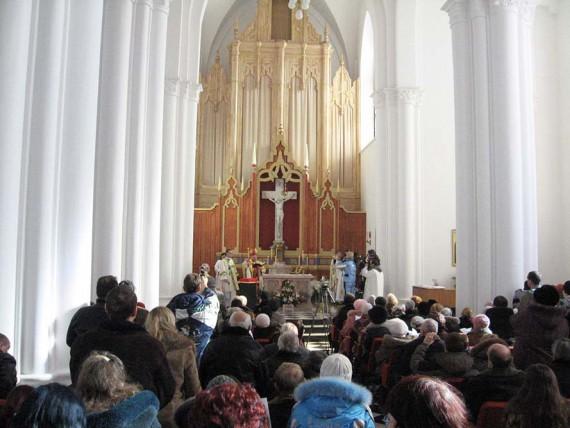 освящение 2008 г.