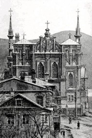 храм 1927 г.